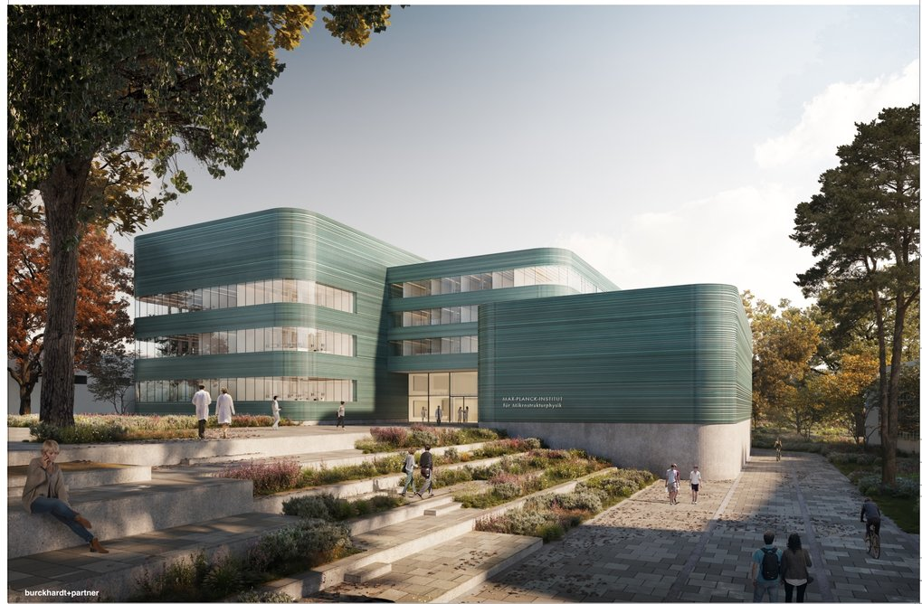 The Max Planck Society is investing around 50 million euros to build a new building to enlarge the institute. Laboratories for research on computer technology of the next generations will be built here. The city of Halle and the Martin Luther University support the project, which will be completed by the end of 2024.